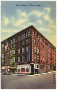Hotel Mellen, Fall River, Mass.