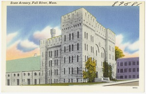 State Armory, Fall River, Mass.