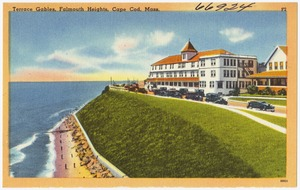 Terrace Gables, Falmouth Heights, Cape Cod, Mass.