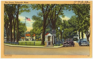 The Green, Falmouth, Mass.