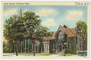 Christ Church, Fitchburg, Mass.