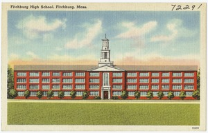 Fitchburg High School, Fitchburg, Mass.