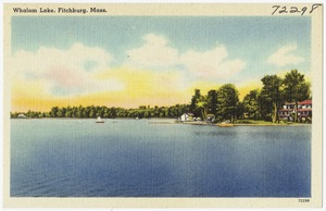 Whalom Lake, Fitchburg, Mass.