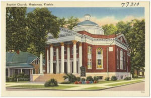 Baptist Church, Marianna, Florida