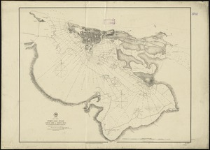 West Indies, Port San Juan, north side of Porto Rico
