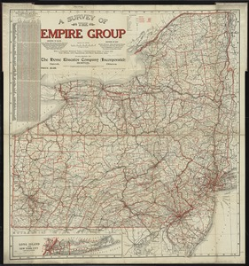 A survey of the empire group