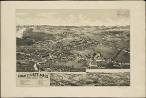 Cochituate, Mass. and North Natick, 1887