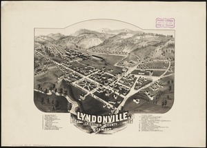 Lyndonville, Caledonia County, Vermont