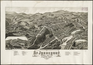 St. Johnsbury, county seat of Caledonia County, Vt