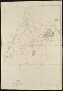 [Coast of Maine from Frenchman Bay to Mosquito Harbor]