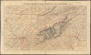 Mountain region of North Carolina and Tennessee