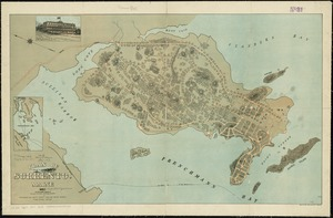 Plan of Sorrento, Maine