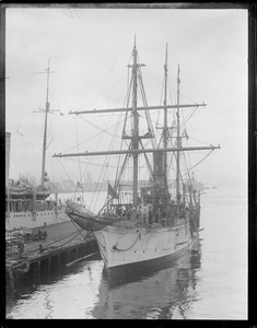 USS Nantucket, Navy Yard, Mass nautical training ship