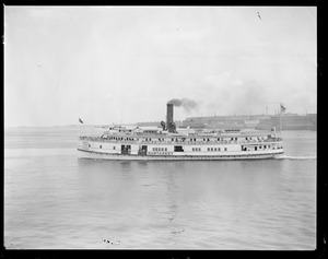 Steamer Nantasket, Boston Harbor