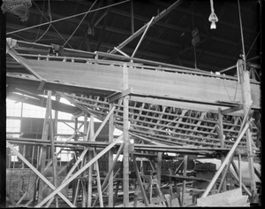 Building boats - Lawley's at Germantown Quincy