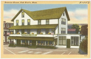 Beatrice House, Oak Bluffs, Mass.