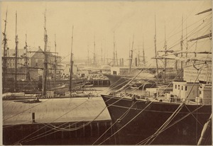 Boston, Massachusetts. Commercial Wharf, Atlantic Ave.