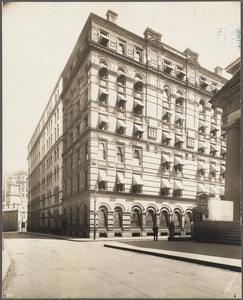 Young's Hotel, Court Street, May 28, 1905