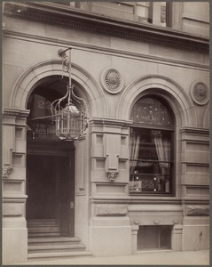 Young's Hotel: Court Street entrance