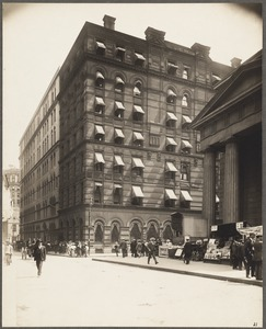 Young's Hotel, August 16, 1907