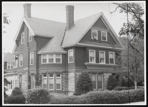 House on Carruth Street near Ashmont Station, Dorchester