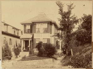 The Payson House, Everett Ave., Jones Hill, Dorchester
