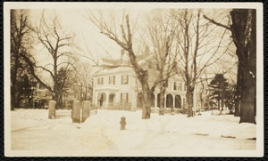 W. D. Ticknor House, Jamaica Plain