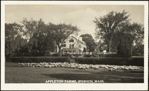 Appleton Farms, Ipswich, Mass.