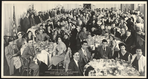 25th anniversary dinner of the American National Sanatorium of Lebanon