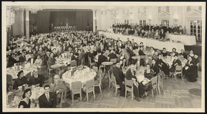 Golden jubilee banquet of the Armenian General Benevolent Union