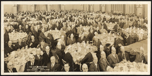 The Matchless Foods Dealers' banquet