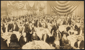 Banquet of the American Committee for Armenian Independence