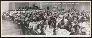 Armenian Women's Welfare Association, Inc. 1961