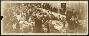 Annual banquet Armenian General Benevolent Union (AGBU)