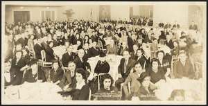 Convention banquet Armenian General Benevolent Union (AGBU)