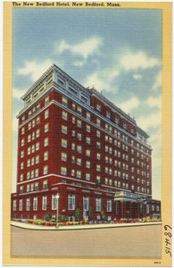 The New Bedford Hotel M