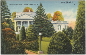 Christian Science Church, Dover, N.H.