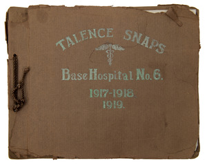Massachusetts General Hospital World War I Collection