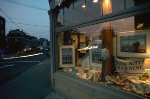 Bow Street boutiques, Portsmouth, New Hampshire