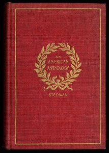 An American anthology : 1787-1899 [Front cover]