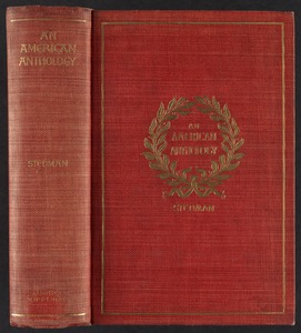 An American anthology : 1787-1899 [Spine and front cover]