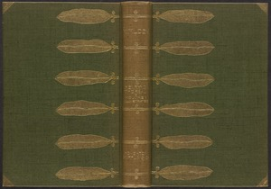 Walden [Back cover, spine, and front cover]