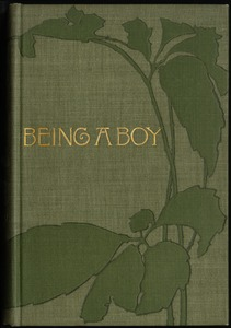 Being a boy [Front cover]