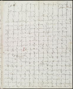 Letter from James Haughton, 35 Eccles St., Dublin, [Ireland], to Maria Weston Chapman, 14th Oct. 1844