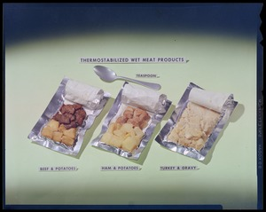 Thermostabilized wet meat products