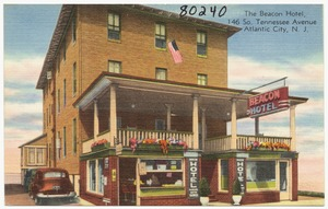 The Beacon Hotel, 146 So. Tennessee Avenue, Atlantic City, N. J.