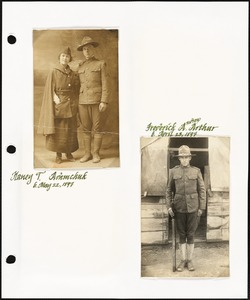 Photos of Canton War Veterans