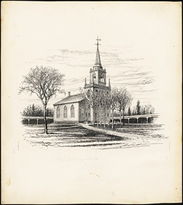 Present First Congregational Meeting-house