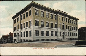 Textile School, Fall River, Mass.