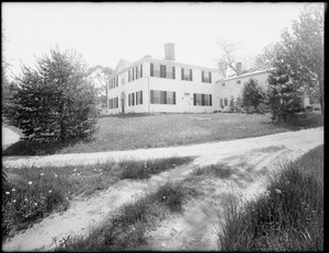 Chepin House, Highway Post Road, Brookfield, Mass.